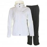 Tenson Monitor, regnkläder, dam, vit