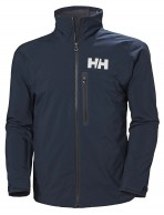 Helly Hansen HP Racing Midlayer jacka, Herr, Mörkblå