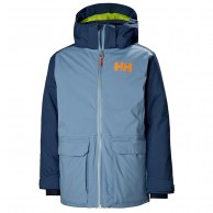 Helly Hansen Skyhigh Skidjacka, Junior, Blå
