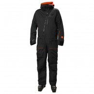 Helly Hansen Ullr Powder Suit, Herr, Svart