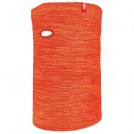 Airhole Halsedisse Microfleece, Junior, Heather Orange