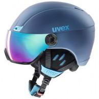 Uvex hlmt 400 Visor, Blå