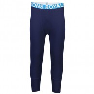 Mons Royale Shaun Off 3/4 Legging, Underställsbyxor, Herr, Navy