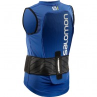 Salomon Flexcell Light Vest Junior, Blå