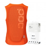 POCito VPD Air Vest + TRAX POC Edition, Junior, Ryggskydd