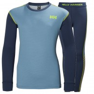 Helly Hansen Lifa Active Set, Junior, Blå