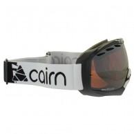 Cairn Alpha Polarized, Skidglasögon, Matt Svart/Vit