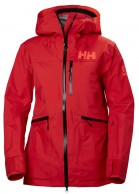 Helly Hansen W Kvitegga Shell Jacket, dam, Röd