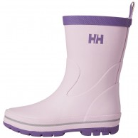 Helly Hansen Midsund, Gummistövlar, Junior, Rosa