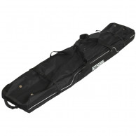 Accezzi Double ski bag (trolley)