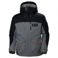 Helly Hansen Fernie 2.0 Jacket, Herr, Grå/Svart