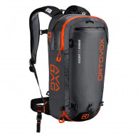 Ortovox Ascent 22 AVABAG, svart