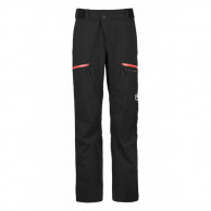 Ortovox Merino Hardshell 3L Alagna pants W, svart