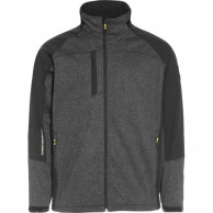 Weather Report Bogar softshell jacka, svart