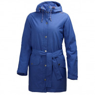 Helly Hansen W Lyness Insulated Coat, Blå