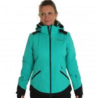 DIEL Zermatt, skidjacka, grön
