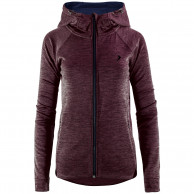Outhorn Betty Hoodie, Dam, Burgundy