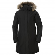Helly Hansen Aden Winter Parka, Dam, Svart