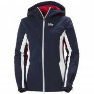 Helly Hansen Majestic Warm, Skidjacka, Dam, Navy
