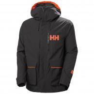 Helly Hansen Kickinghorse, Skidjacka, Herr, Svart
