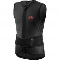 Salomon Flexcell Light Vest Junior, Svart