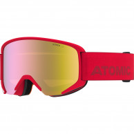 Atomic Savor Stereo, Goggles, Röd