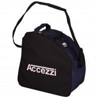 Accezzi Arosa, Pjäx- och hjälm väska, Blå/Svart