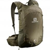 Salomon Trailblazer 20, Ryggsäck, Oliv Grön