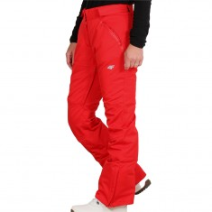 4F Kathrin skibukser, dame, rød