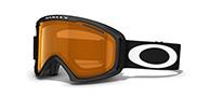 Oakley O2 XL, Matte Black, Persimmon