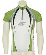 4F Thermodry  cykeltröja, herr, vit