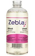 Zebla ylletvätt, med lanolin