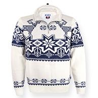 Kama Norsk sweater, Windstopper, vit