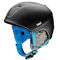 HEAD Pro skidhjälm, HeadFit, Svart