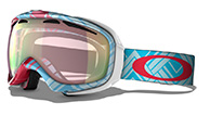 Oakley Elevate, Braided Blue,  VR50 Pink Iridium