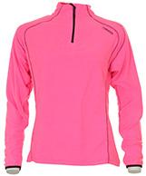 Typhoon St. Moritz undertröja, fleece, flickor, pink