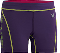 Kari Traa Svalestjert Shorts, grape