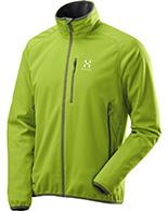 Haglöfs Mistral Softshell Jacket, grön