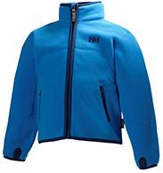 Helly Hansen K Fleece Jacket till barn och junior, blå