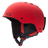 Smith Holt skidhjälm, röd