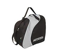 Accezzi Sapporo Pjäx- och hjälm väska, svart/grå