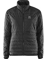 Haglöfs Barrier Lite Jacket Women, svart