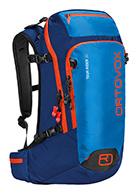 Ortovox Tour 30, tur/skid ryggsäck, blå