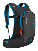 Ortovox Cross Rider 18 S, ryggsäck, svart