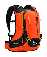 Ortovox Free Rider 16, skidryggsäck, orange