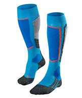 Falke SK2 skidstrumpor, kvinnor, blå
