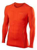 Falke Athletic Roundneck, herr, orange