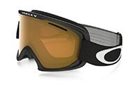 Oakley O2 XM, Matte Black, Persimmon