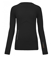 Ortovox Merino Competition Long Sleeve W, svart