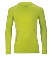 Ortovox Merino Competition Long Sleeve M, grön